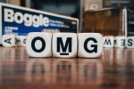 Canva - Omg, Oh My God, Texting, Social Media, Acronym