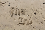 Canva - Sand, Text, Beach, Holiday, End